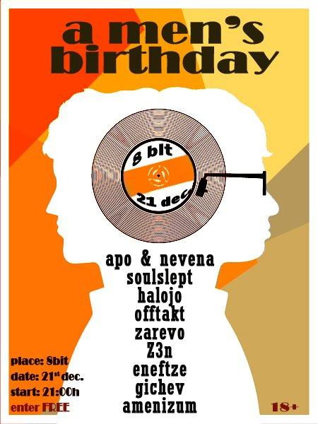 A Men's Birthday
