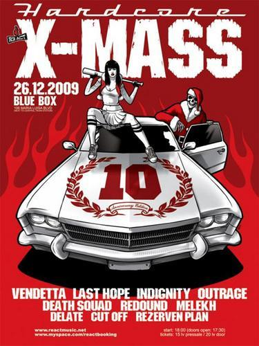 10-ти юбилеен Hardcore X-Mass