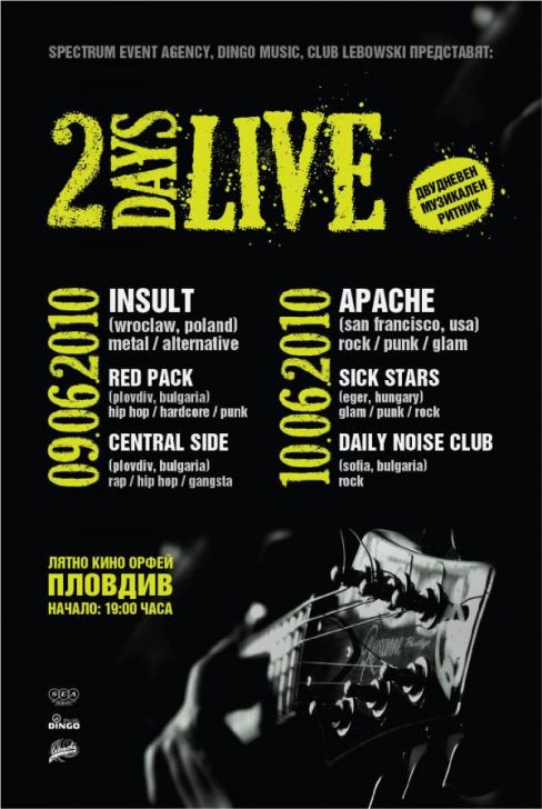 2Days Live Festival
