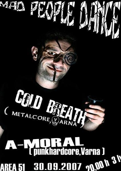 Cold Breath / A-Moral