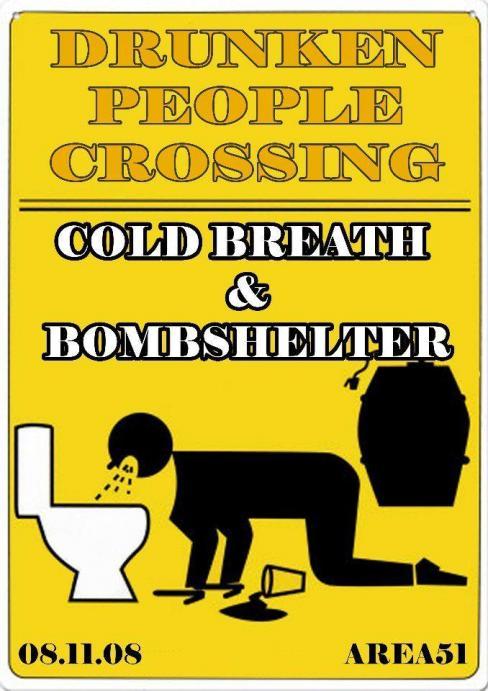 Cold Breath / BombShelter