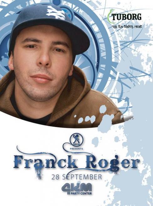 DJ Franck Roger