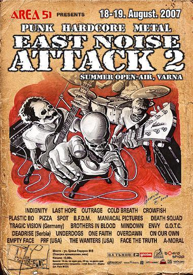 East Noise Attack 2