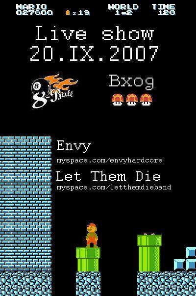 Envy / Let Them Die