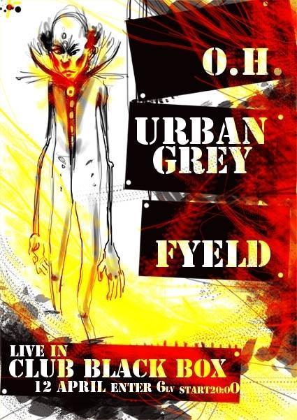 O.H. / Fyeld / Urban Grey