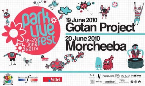 Park Live Fest 2010