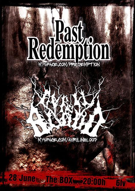 Past Redemption / Avril in Blood