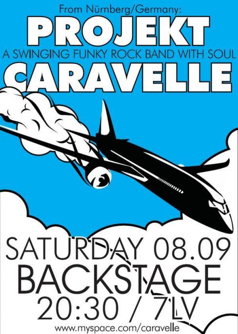 Project Caravelle