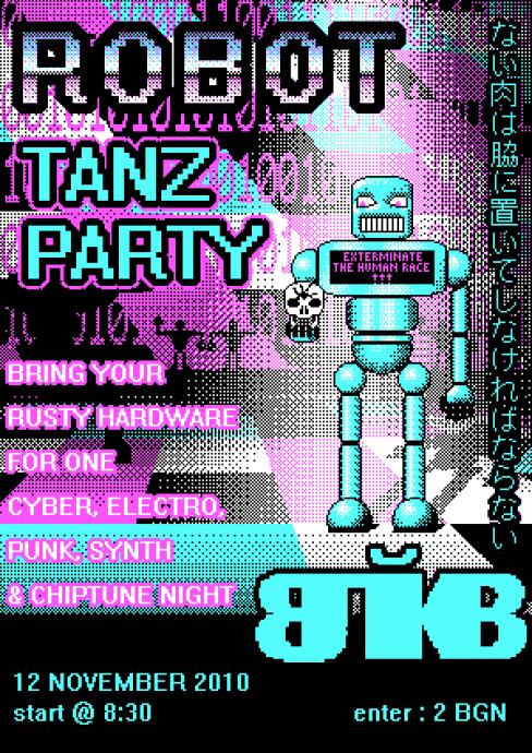 Robot Tanz