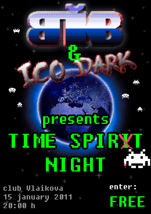 Time Spirit Night