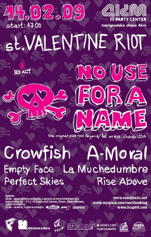 Valentine Riot