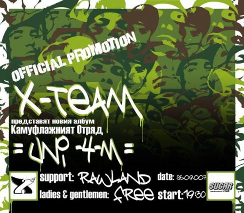 X-Team / Rawland