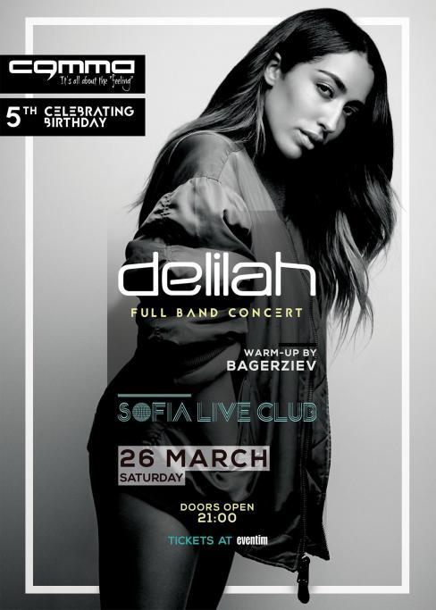 Delilah Live