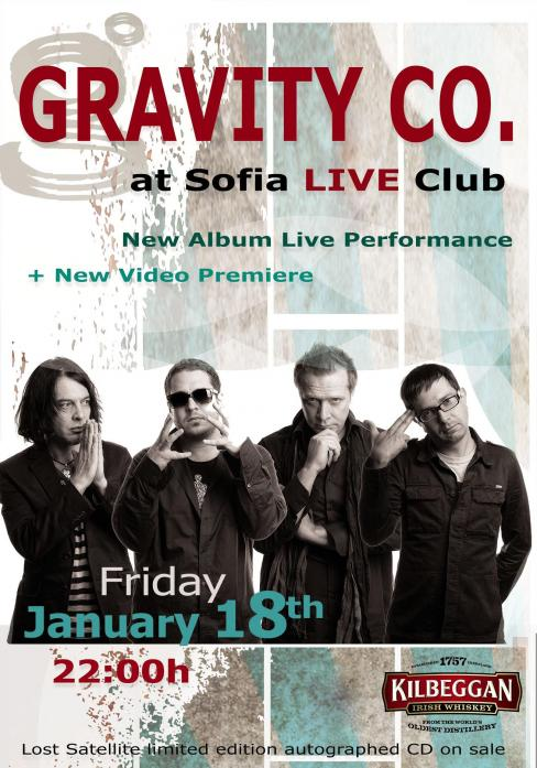 Gravity Co. Live