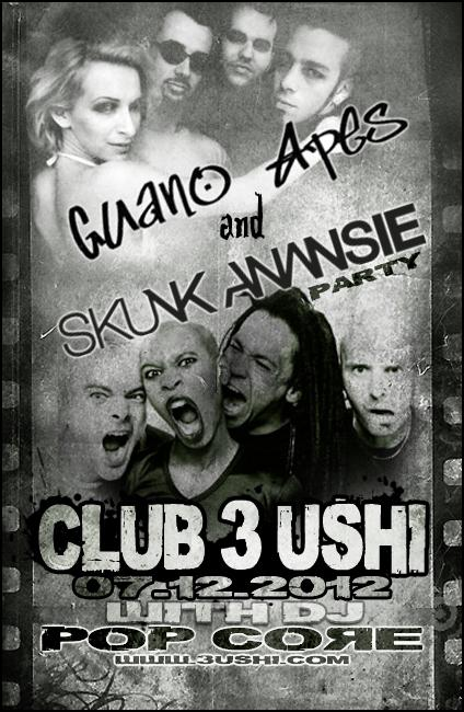 Guano Apes & Skunk Anansie Party
