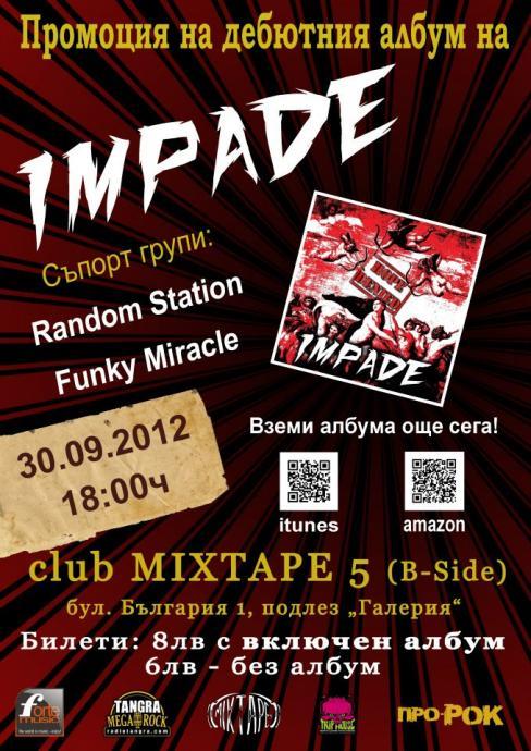 Impade / Random Station / Funky Miracle