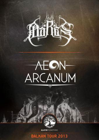 Maras / Aeon Arcamun / Shambless / Teeth of Divine