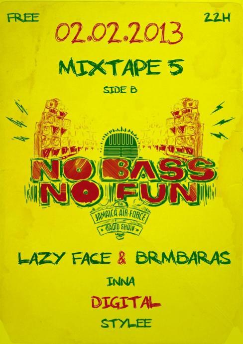 No Bass No Fun