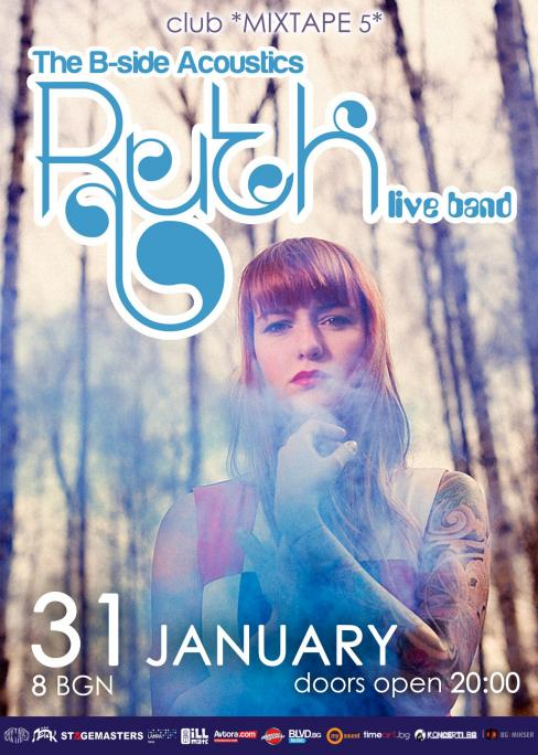 The B-side Acoustics: Ruth Live Band