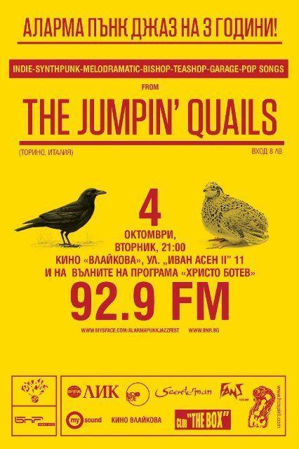 The Jumpin' Quails
