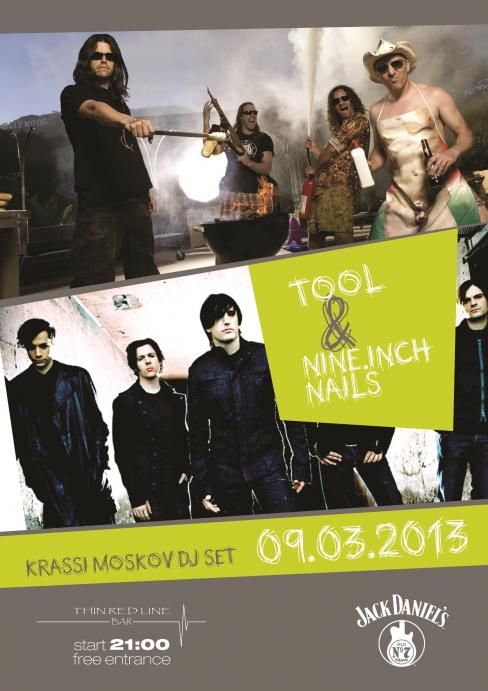 Tool & Nine Inch Nails Night