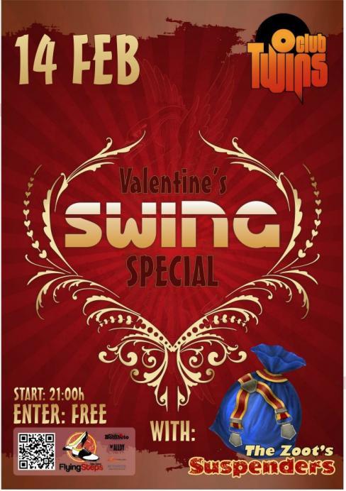 Valentine's Swing Special
