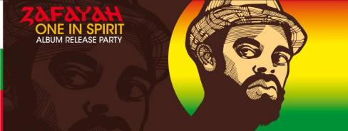 Zafayah - One In Spirit